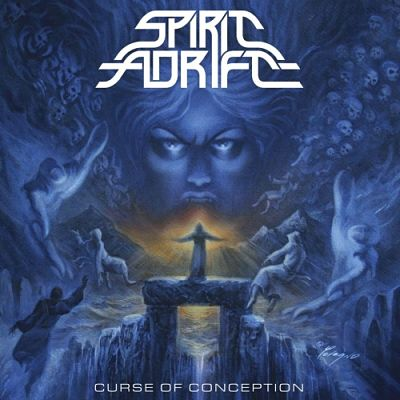 Spirit Adrift - Curse of Conception (2017) 320 kbps