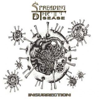 Spreading the Disease - Insurrection (2017) 320 kbps