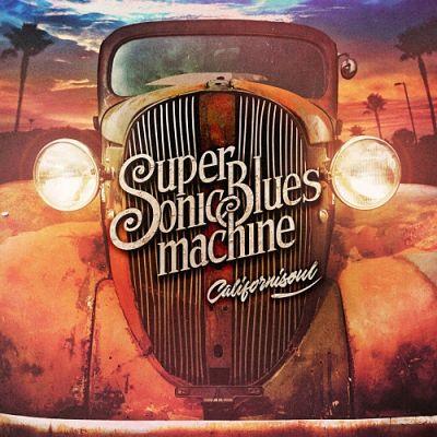 Supersonic Blues Machine - Californisoul (2017) 320 kbps