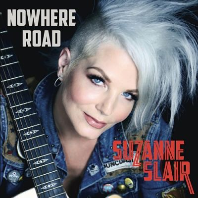 Suzanne Slair - Nowhere Road (2017) 320 kbps