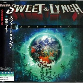 Sweet & Lynch - Unified [Japanese Edition] (2017) 320 kbps