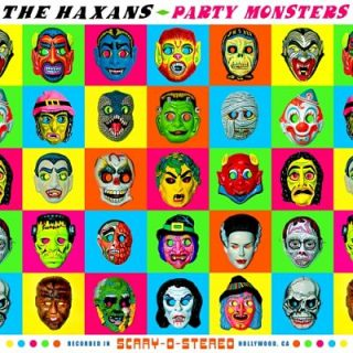 The Haxans - Party Monsters (2017) 320 kbps