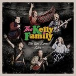 The Kelly Family – We Got Love: Live [2 CD] (2017) 320 kbps