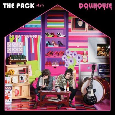 The Pack A.D. - Dollhouse (2017) 320 kbps