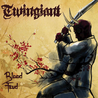 Twingiant - Blood Feud (2017)