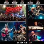 Tyketto – Live from Milan (2017) 320 kbps