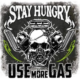 Use Möre Gas - Stay Hungry (2017) 320 kbps