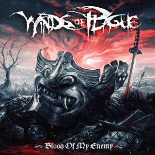 Winds of Plague - Blood of My Enemy (2017) 320 kbps