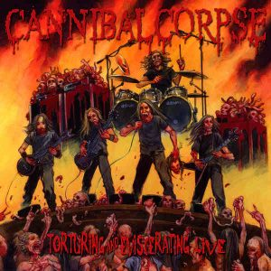 2013 - Torturing and Eviscerating Live
