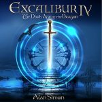 Alan Simon -  Excalibur IV: The Dark Age of the Dragon (2017) 320 kbps