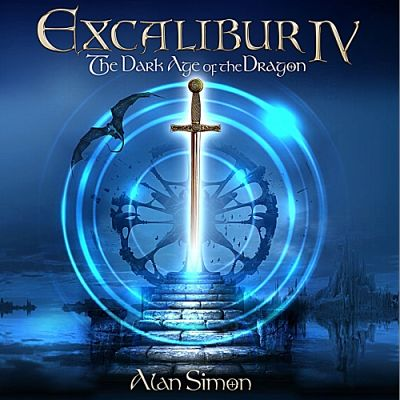 Alan Simon - Excalibur IV: The Dark Age of the Dragon (2017) 320 kbps