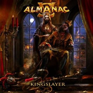 Almanac - Kingslayer (2017) 320 kbps