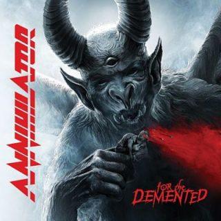 Annihilator - For the Demented (2017) 320 kbps