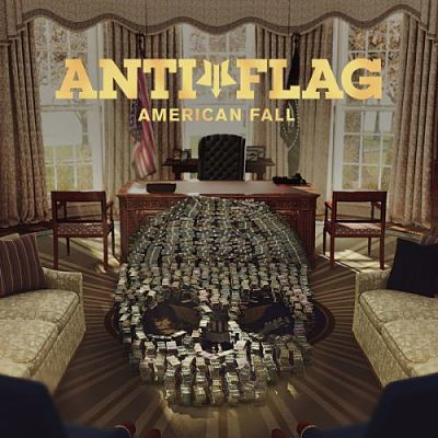 Anti-Flag - American Fall (2017) 320 kbps