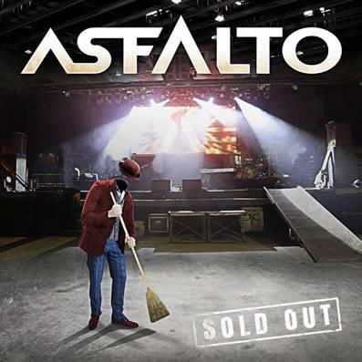 Asfalto - Sold Out (En Directo) [Live] (2017) 320 kbps
