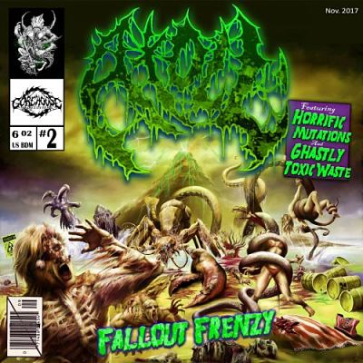 Atoll - Fallout Frenzy (2017) 320 kbps