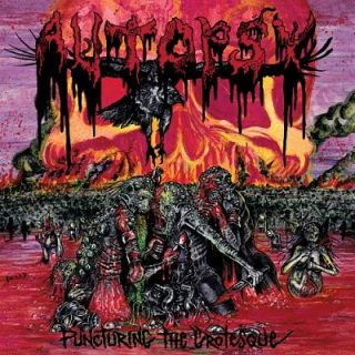 Autopsy - Puncturing The Grotesque [EP] (2017)