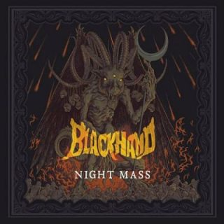 Blackhand - Night Mass (2017) 320 kbps