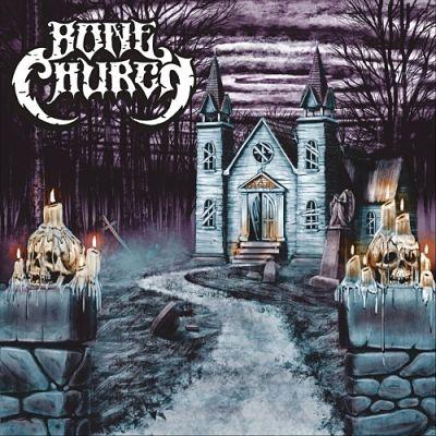 Bone Church - Bone Church (2017) 320 kbps