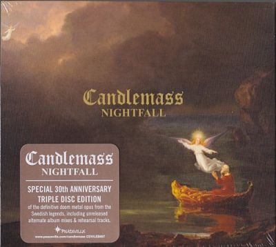 Candlemass - Nightfall (1987) [3CD 30th Anniversary Edition, 2017] 320 kbps + Scans