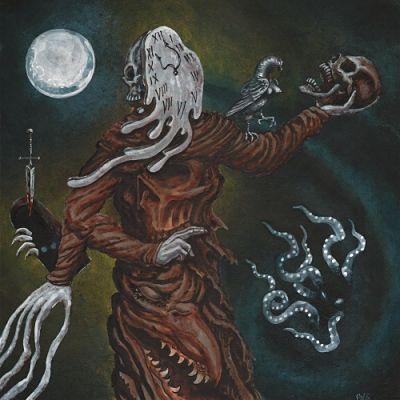 Chaos Moon - Eschaton Mémoire (2017)