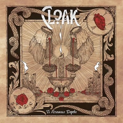 Cloak - To Venomous Depths (2017) 320 kbps