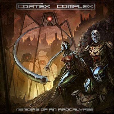 Cortex Complex - Memoirs of an Apocalypse (2017) 320 kbps