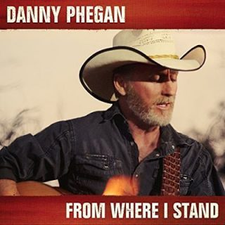 Danny Phegan - From Where I Stand (2017) 320 kbps