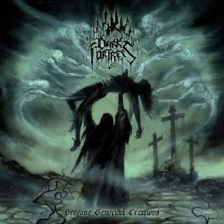 Dark Fortress - Profane Genocidal Creations (2003) [Remastered, Reissue 2017] 320 kbps