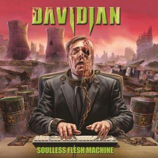 Davidian - Soulless Flesh Machine (2017) 320 kbps