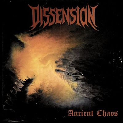 Dissension - Ancient Chaos (2017) 320 kbps