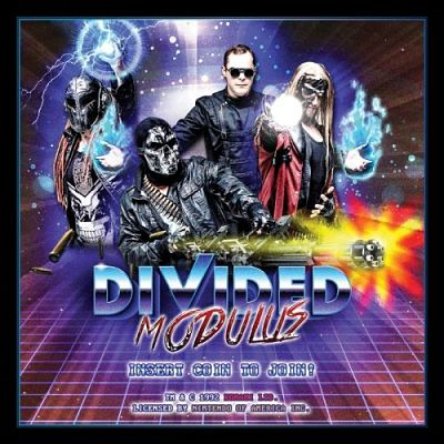 Divided - Modulus (2017) 320 kbps