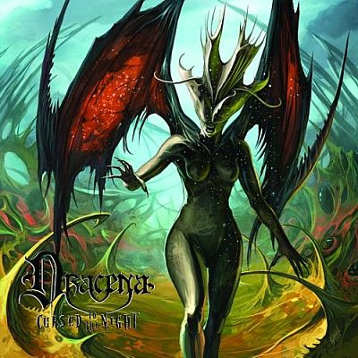Dracena - Cursed To The Night (2017) 320 kbps