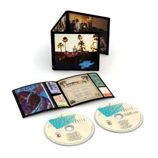 Eagles - Hotel California (1976) [40th Anniversary Expanded Edition, 2CD] (2017) 320 kbps