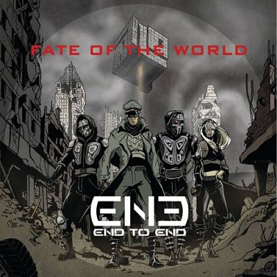 End to End - Fate of the World (2017) 320 kbps