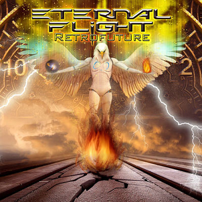 Eternal Flight - Retrofuture (2017) 320 kbps