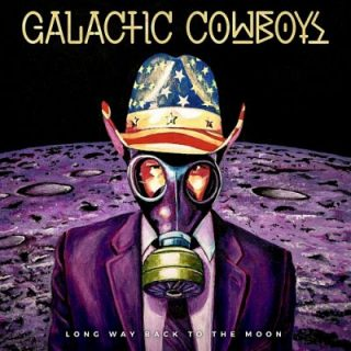 Galactic Cowboys - Long Way Back to the Moon (2017) 320 kbps