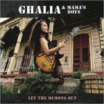 Ghalia & Mama's Boys - Let The Demons Out (2017) 320 kbps