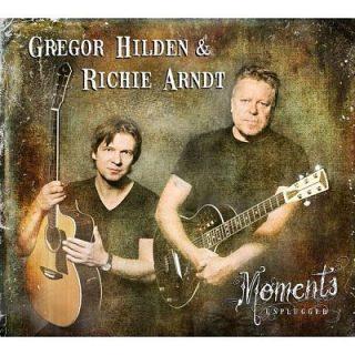 Gregor Hilden & Richie Arndt - Moments (2017) 320 kbps