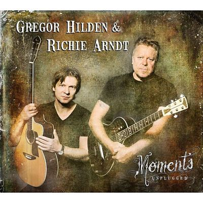 Gregor Hilden & Richie Arndt - Moments (2017) 320 kbps