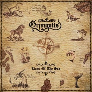 Grimgotts - Lions Of The Sea (2017) 320 kbps