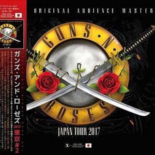 Guns N' Rose - Not In This Lifetime...Tokyo #2 [Live, 3CD] (2017) 320 kbps