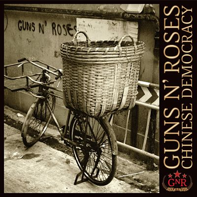 Guns N' Roses - Chinese Democracy (2008) 320 kbps + Digital Booklet