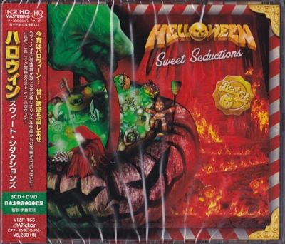 Helloween - Sweet Seductions [Japanese Edition] (2017) 320 kbps + Scans