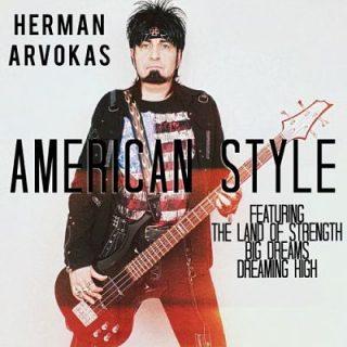 Herman Arvokas - American Style (2017) 320 kbps