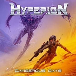 Hyperion - Dangerous Days (2017) 320 kbps