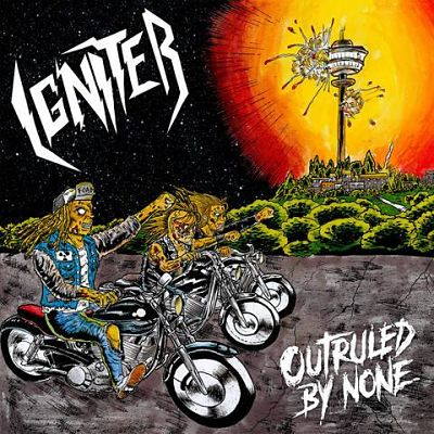 Igniter - Outruled By None [EP] (2017) 320 kbps