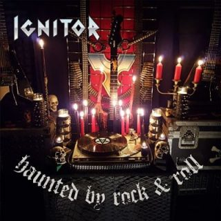 Ignitor - Haunted by Rock & Roll (2017) 320 kbps