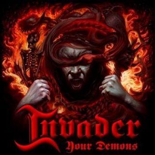 Invader - Your Demons (2017) 320 kbps