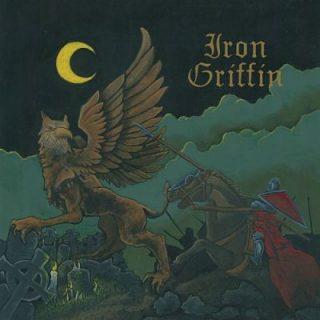 Iron Griffin - Iron Griffin [EP] (2017) 320 kbps
